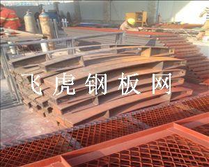 中铁工程局隧道两侧走道踏板用重型钢板网-02